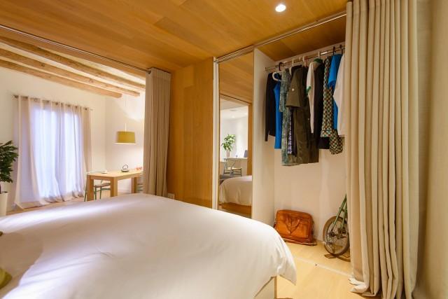 Нестандартно отделената спалня в 48 кв. м жилище_7