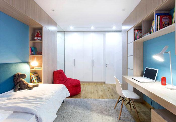 Функционален и стилен апартамент в Киев_10