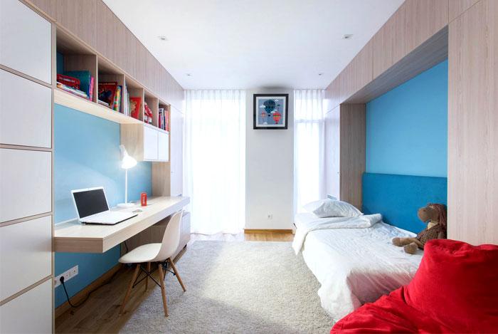 Функционален и стилен апартамент в Киев_11