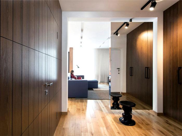 Функционален и стилен апартамент в Киев_6