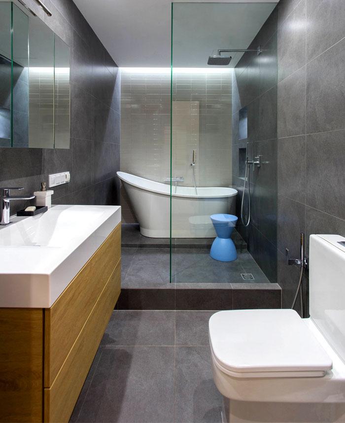 Функционален и стилен апартамент в Киев_8
