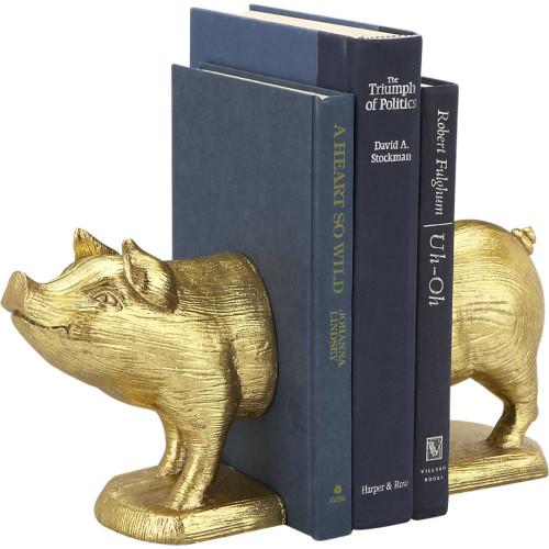 държач за книга - прасе