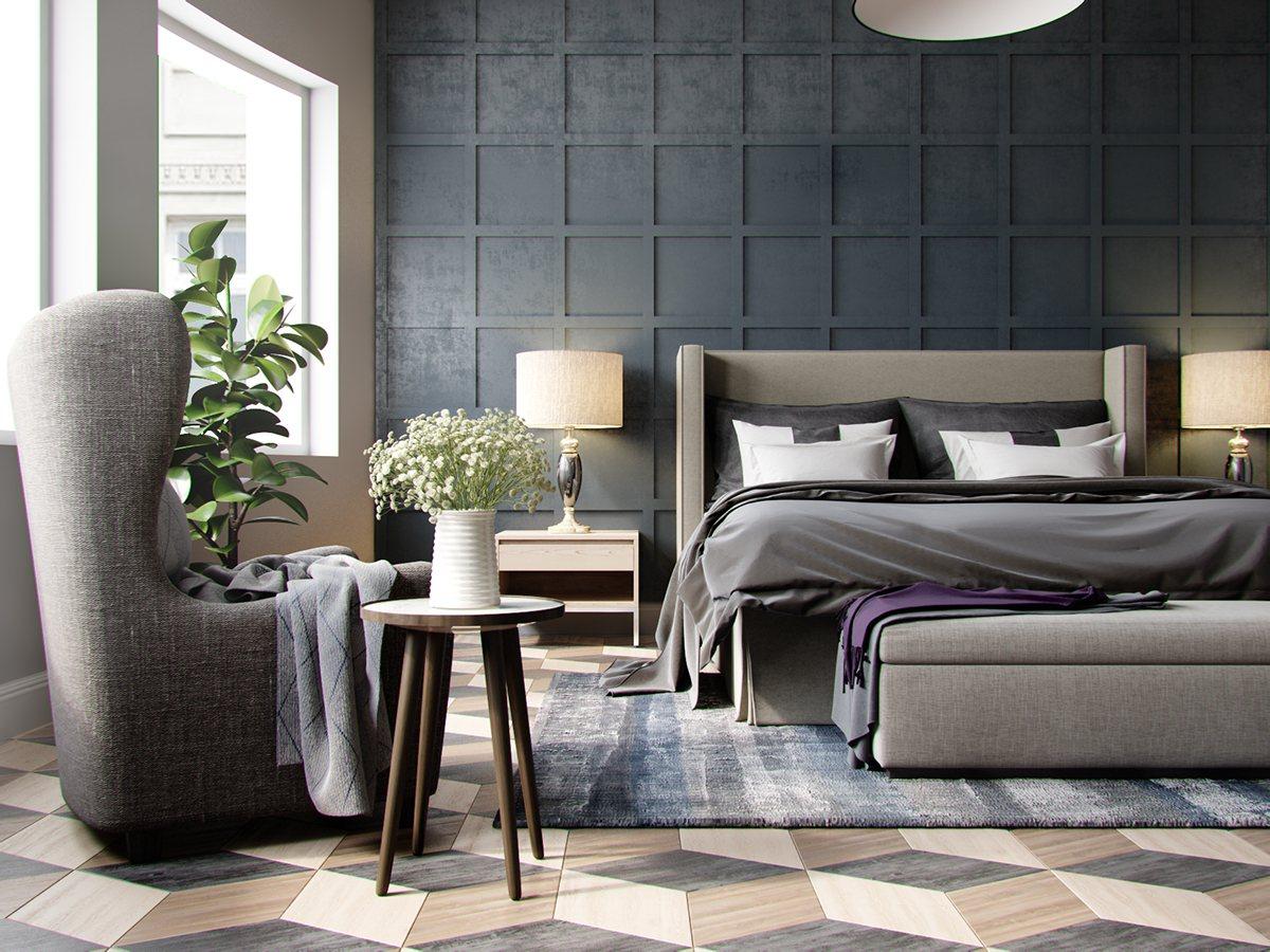 класическа спалня 3