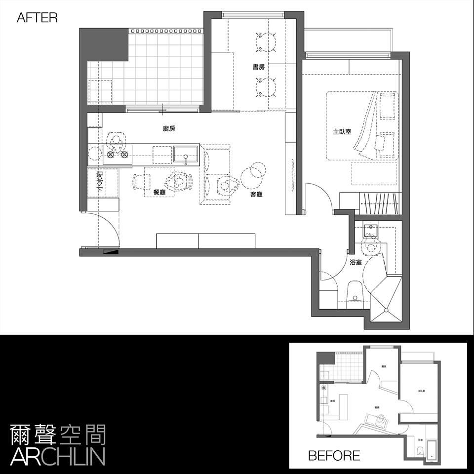кухня в центъра_план