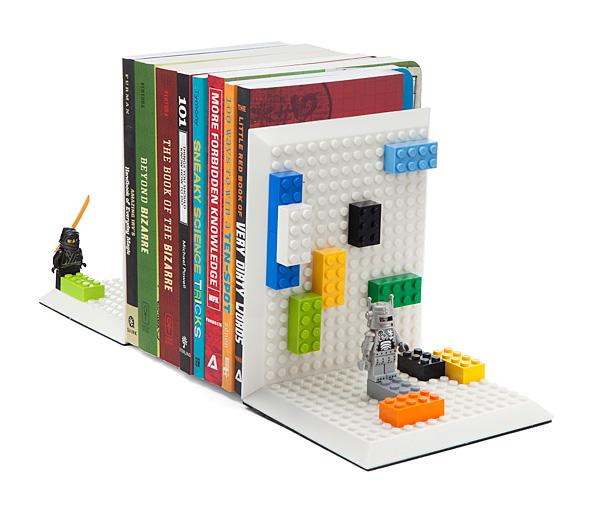 лего държач за книги