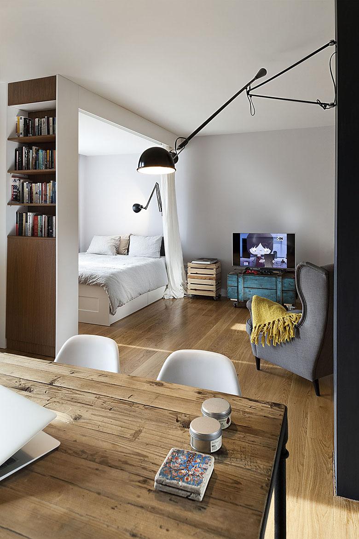 преустройство на малко жилище в софия 6