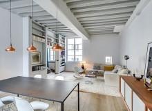 двустаен апартамент в Париж