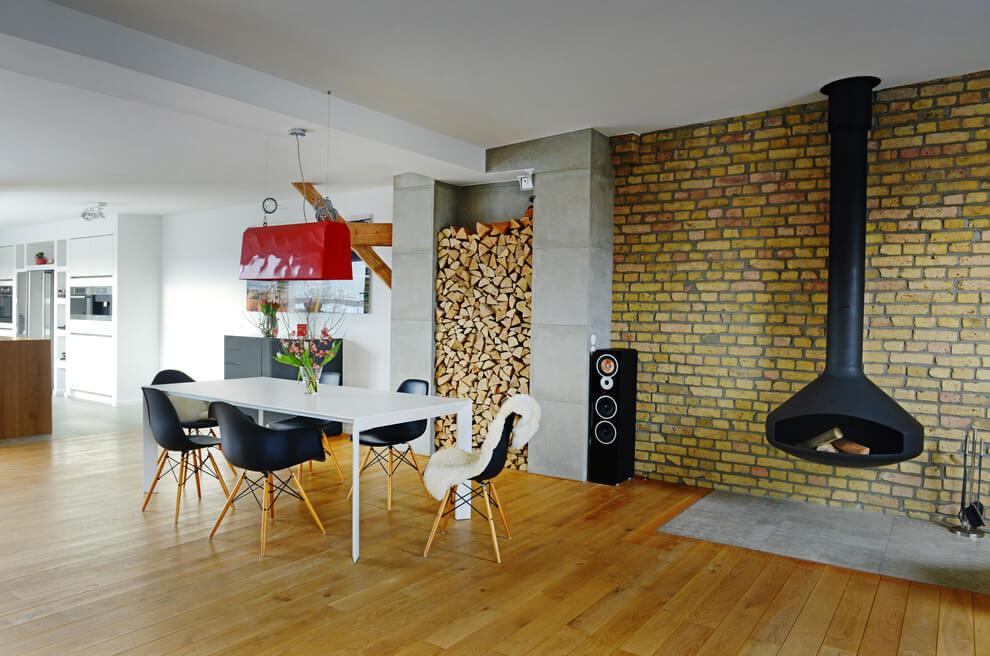 таванско жилище с топло излъчване_2