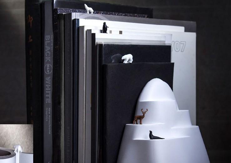 държач за книги - айсберг
