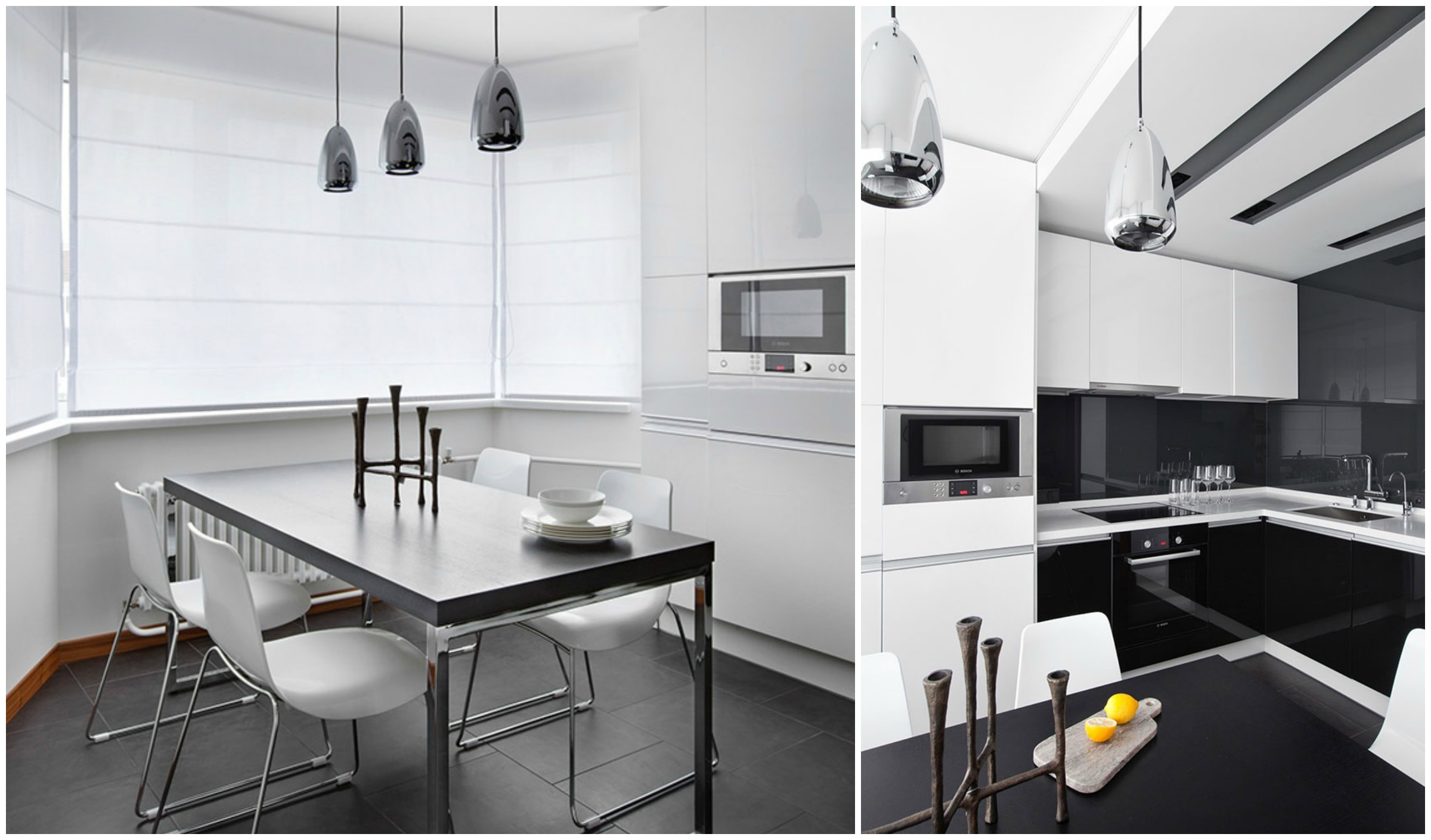 67 кв. м съвременен стил в мъжки апартамент-19