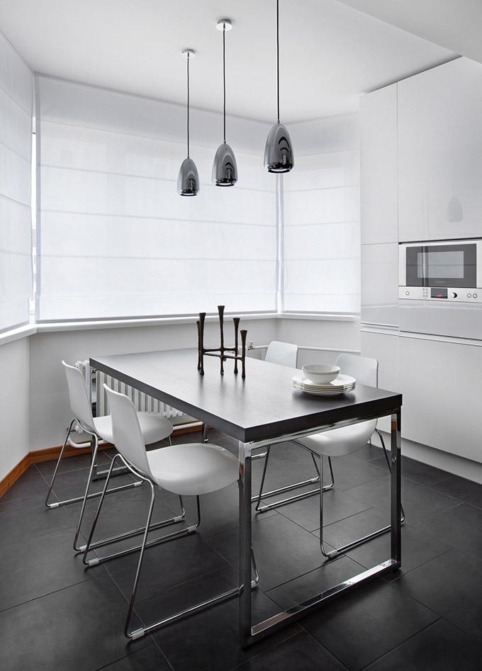 67 кв. м съвременен стил в мъжки апартамент-6