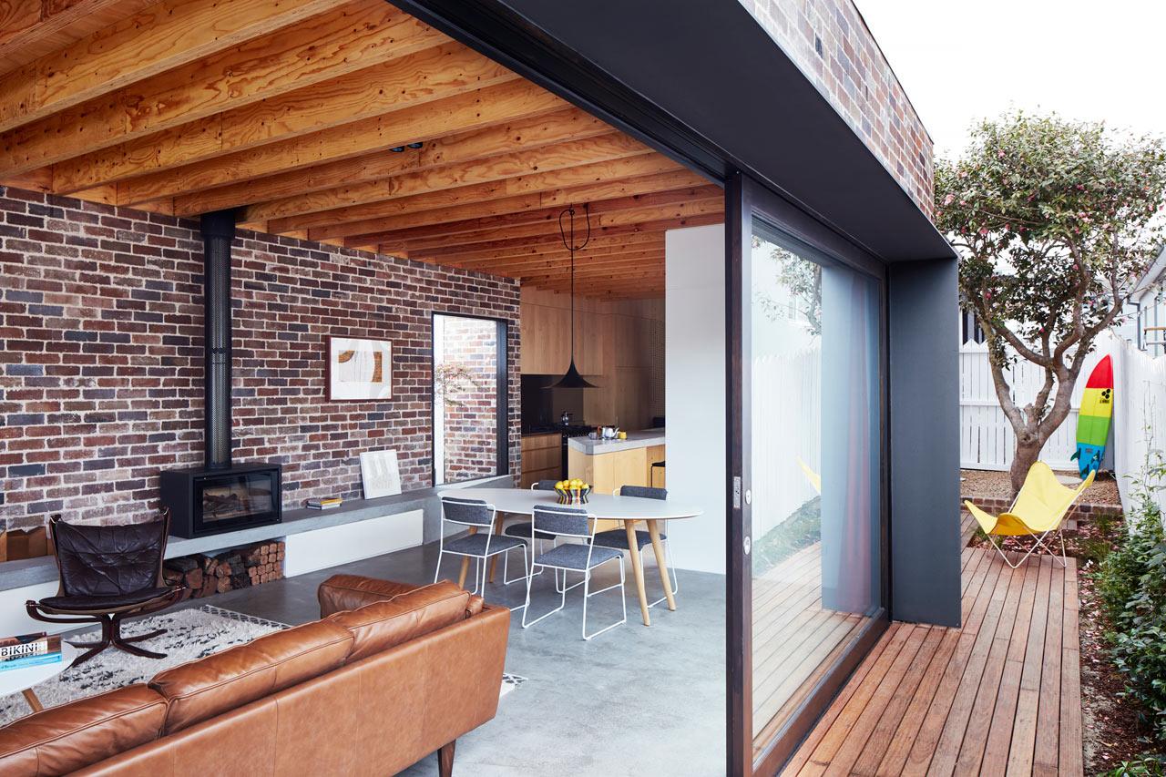 Едноетажна къща в Сидни_10