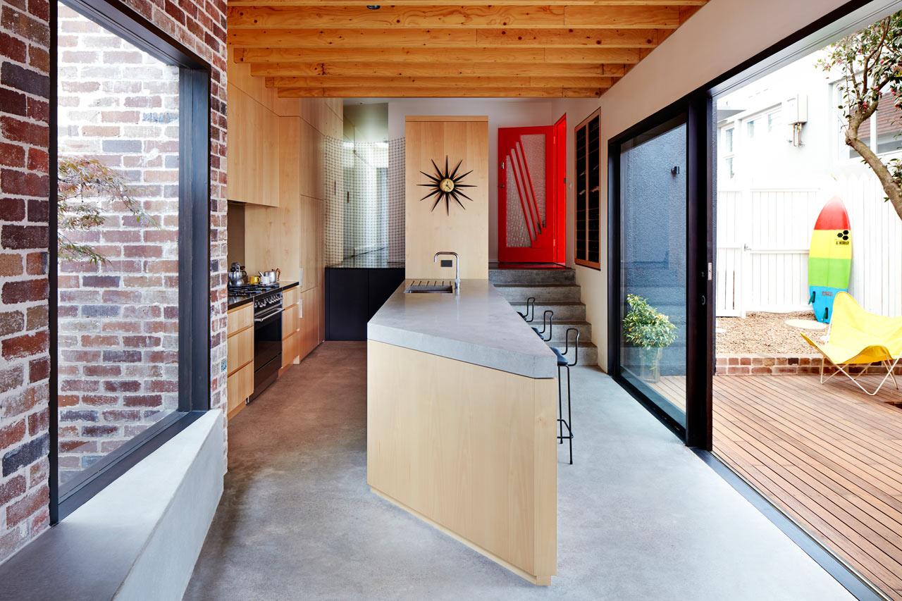 Едноетажна къща в Сидни_11