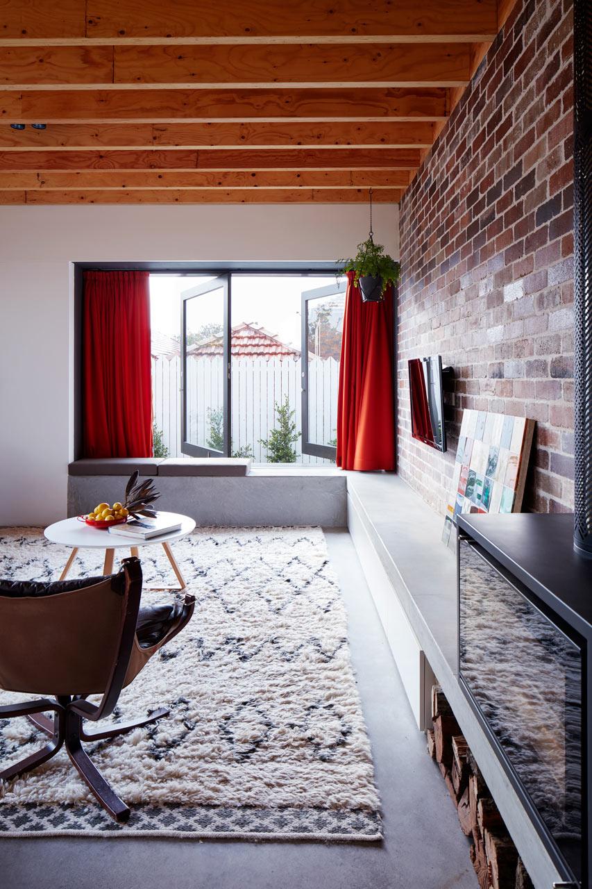 Едноетажна къща в Сидни_2