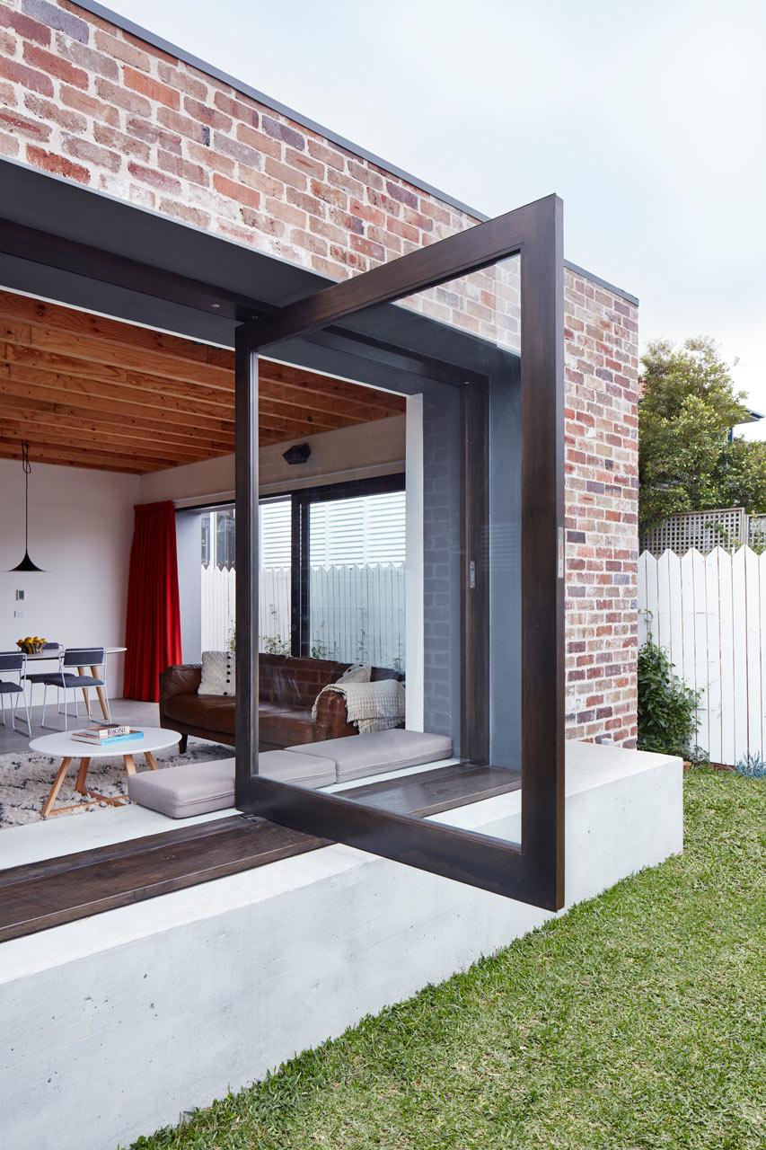 Едноетажна къща в Сидни_20