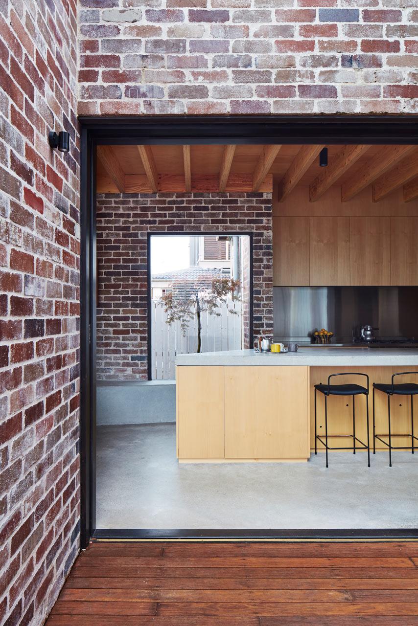 Едноетажна къща в Сидни_7