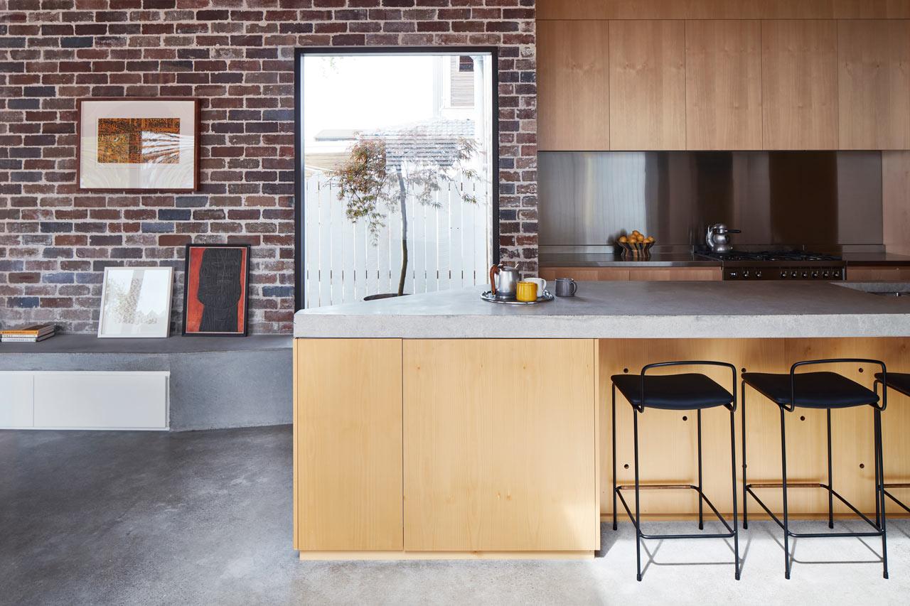 Едноетажна къща в Сидни_8
