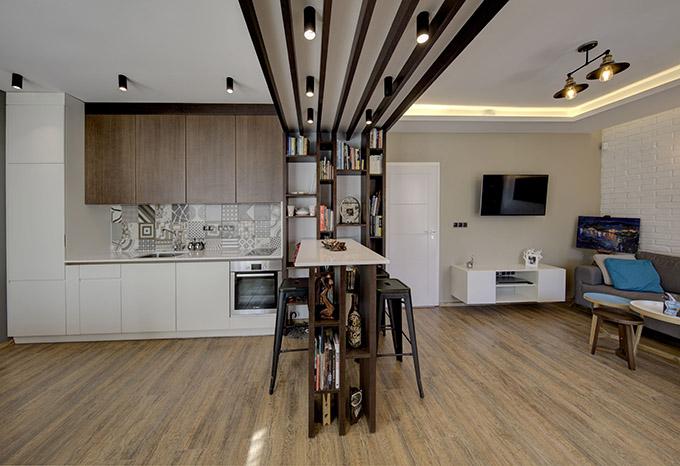 винтидж модерен софийски апартамент_5