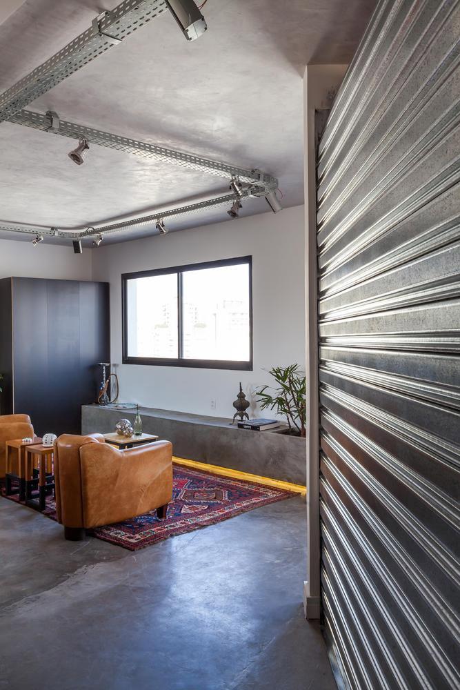 всякакви материали - жилище в индустриален стил_7
