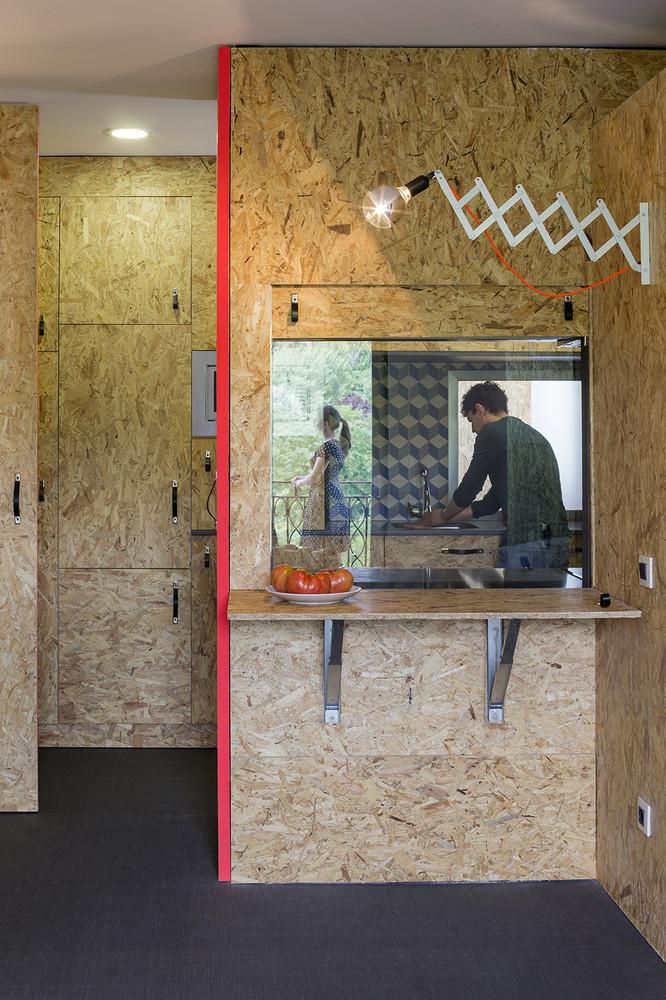 гъвкав дизайн за малък апартамент от шперплат_2