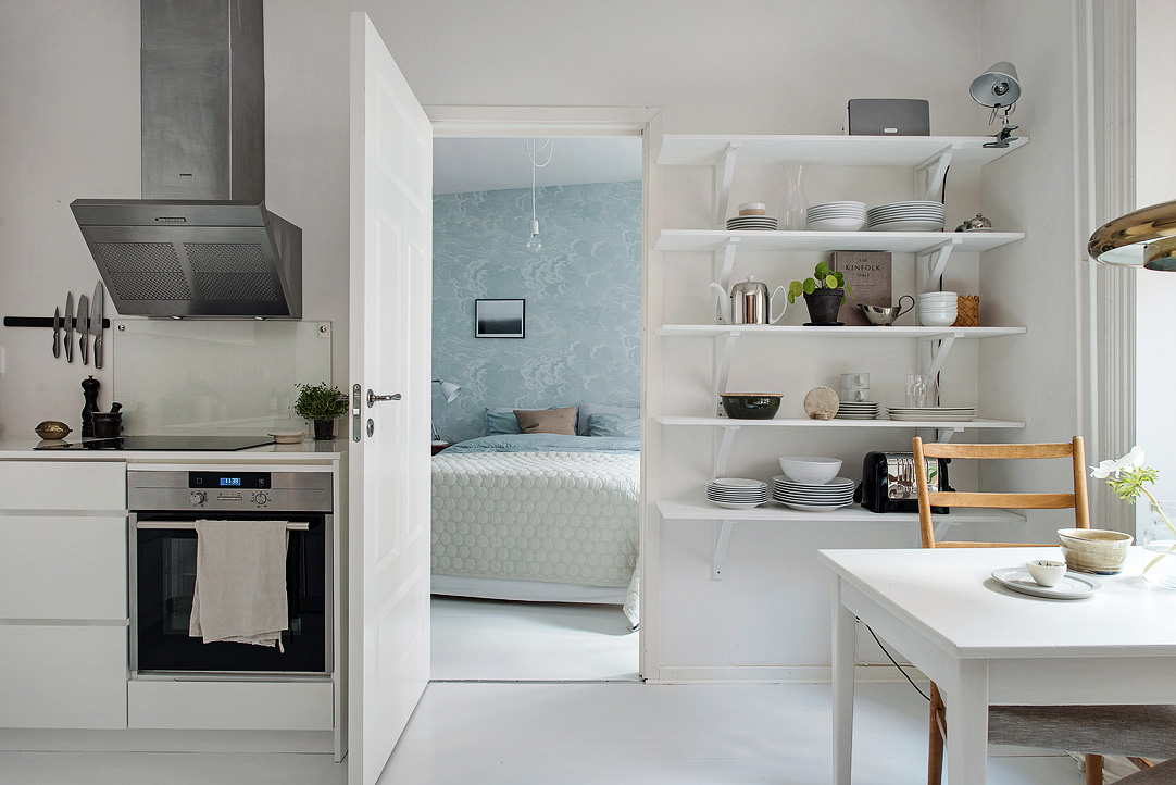 двустаен апартамент в скандинавски стил_1