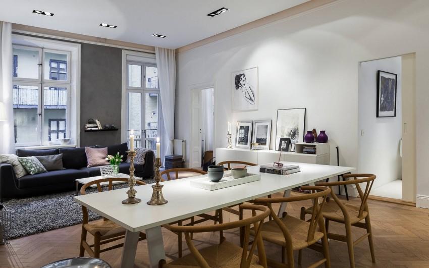 елегантен скандинавски апартамент 85 кв. м_1