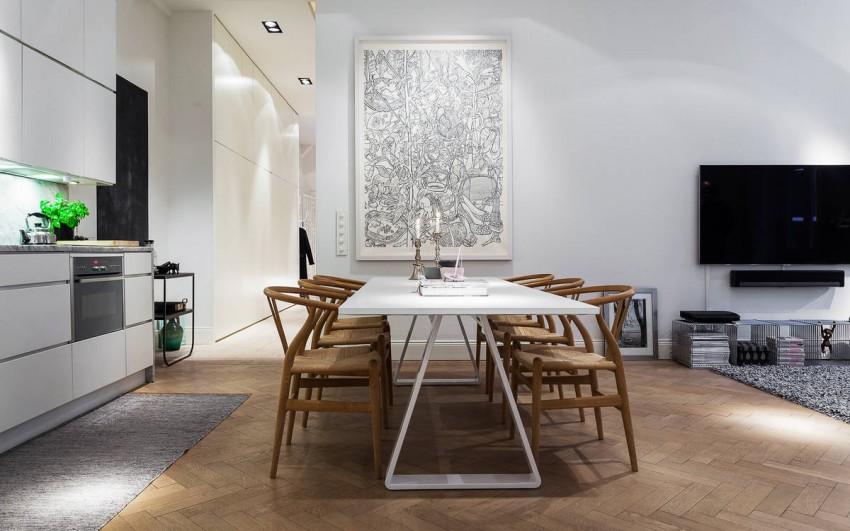 елегантен скандинавски апартамент 85 кв. м_6
