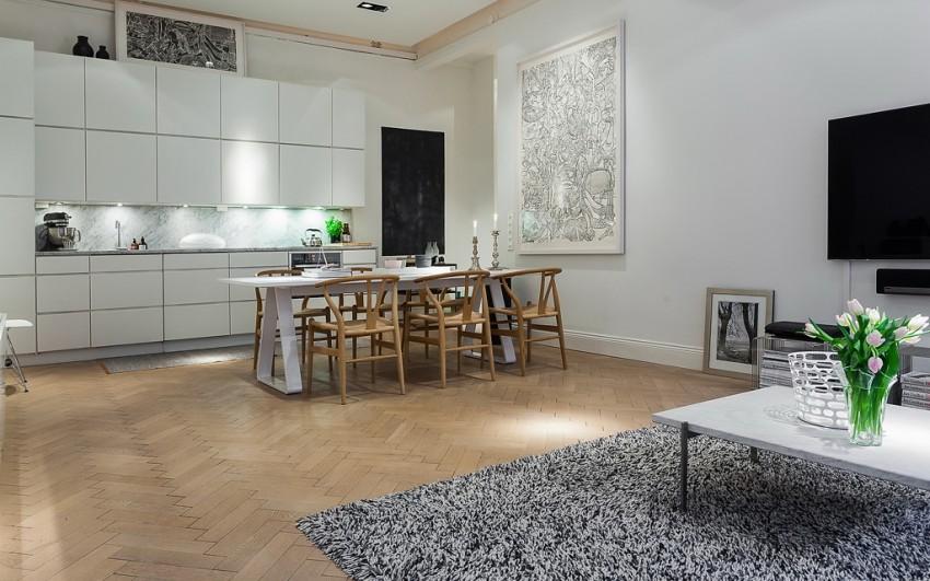елегантен скандинавски апартамент 85 кв. м_7