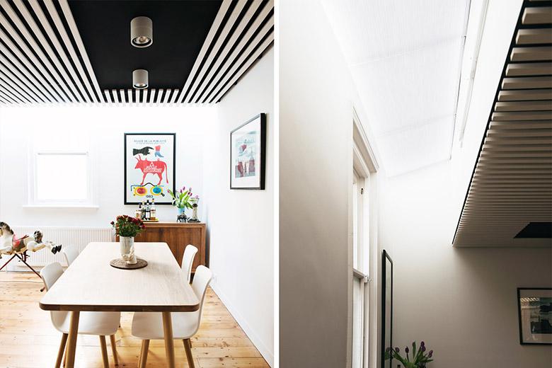 идеи за таван черно и бяло_5