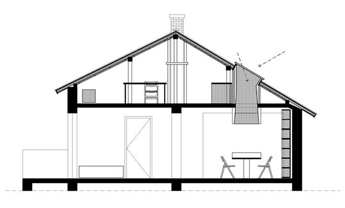 къща с ателие в банкя_dontdiy_план 3