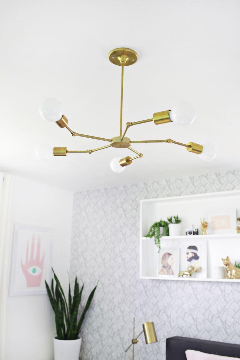месингови лампи