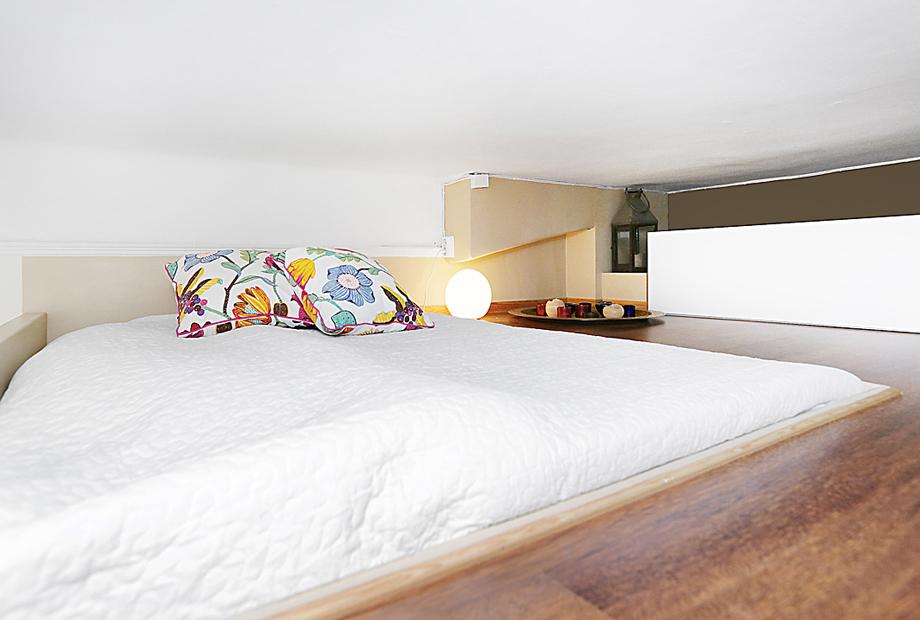 мини апартамент в бяло - 20 + 12 кв. м_5