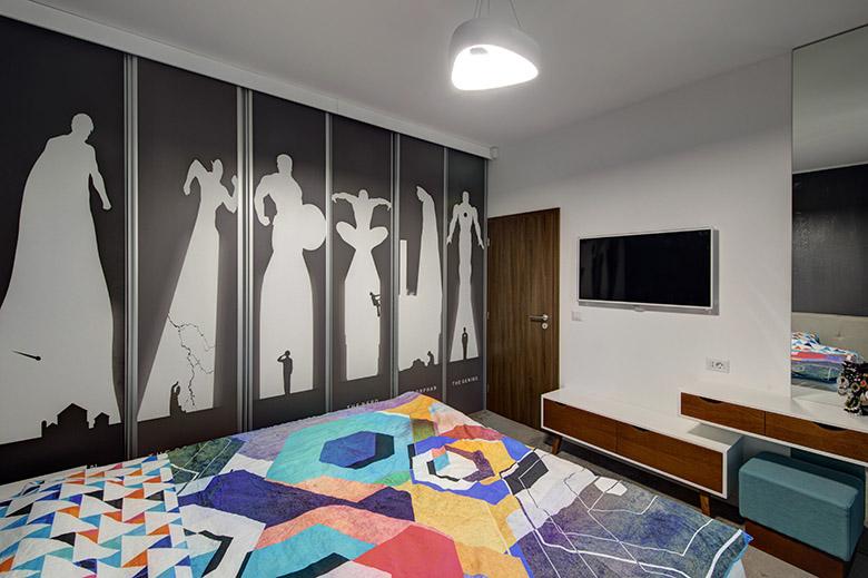 нов интериор за тристайно жилище в София_спалня_1