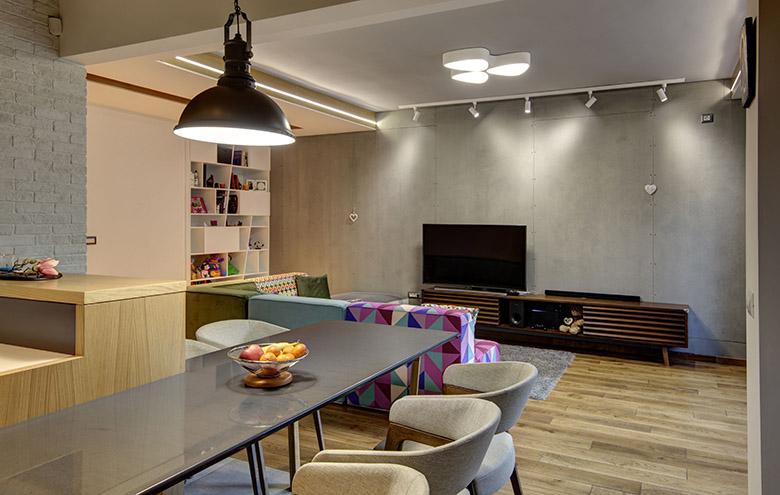 нов интериор за тристайно жилище в София_5