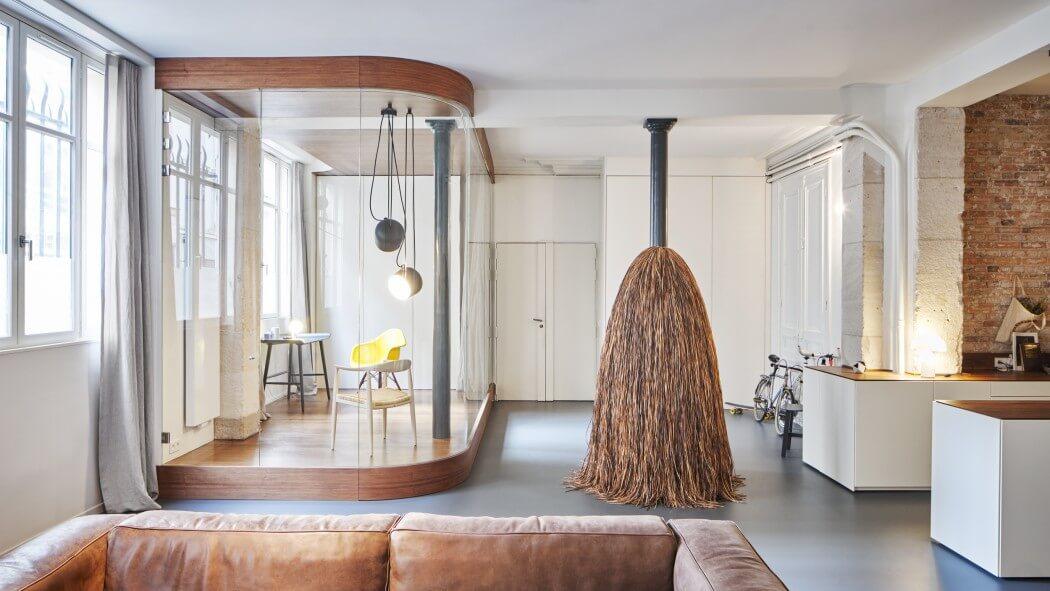парижки апартамент с необичайни детайли_1