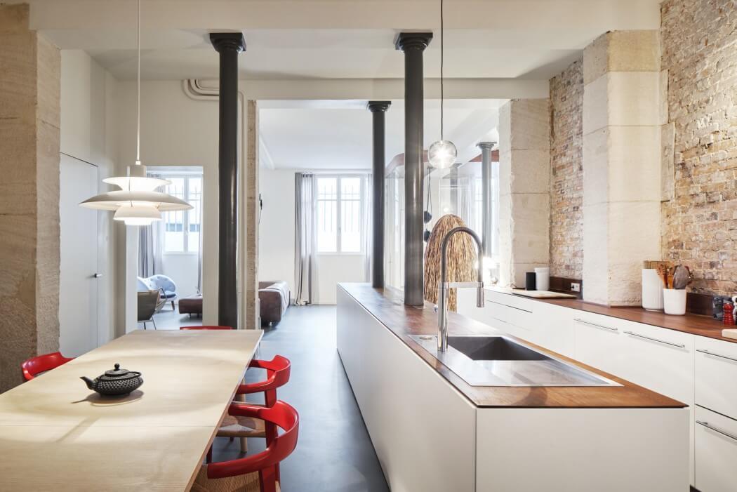 парижки апартамент с необичайни детайли_10