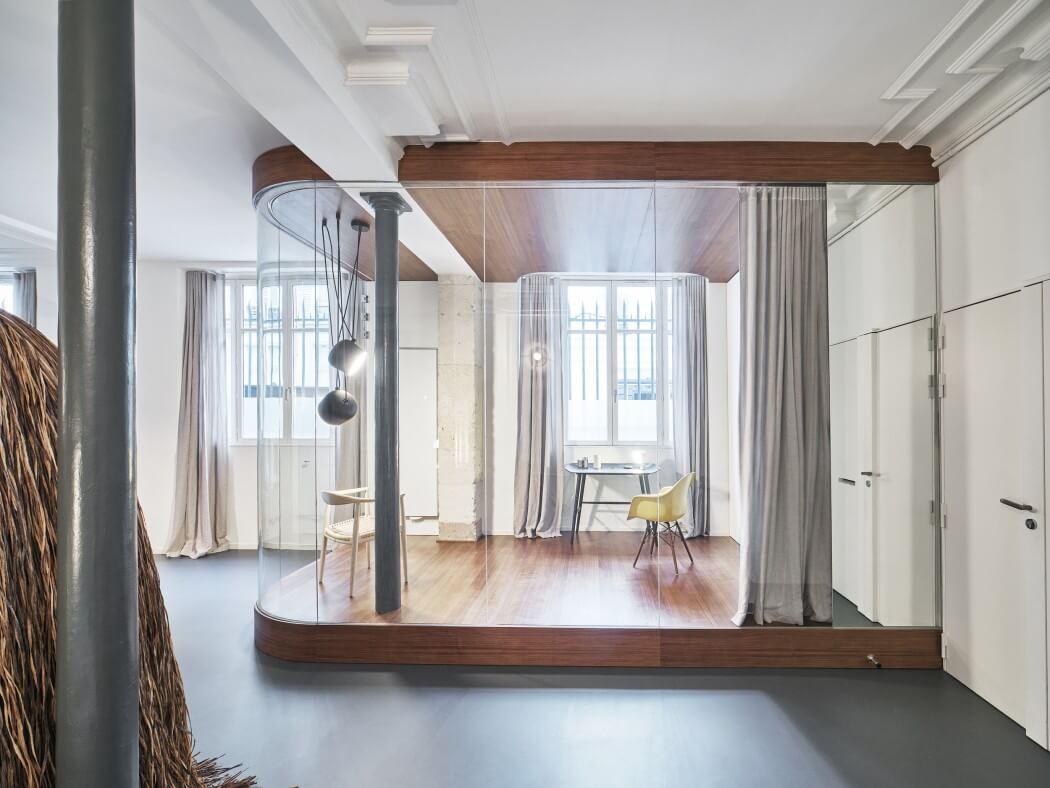 парижки апартамент с необичайни детайли_5