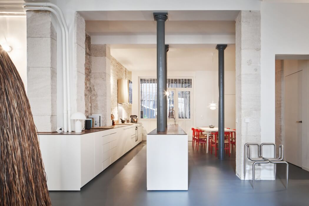 парижки апартамент с необичайни детайли_8
