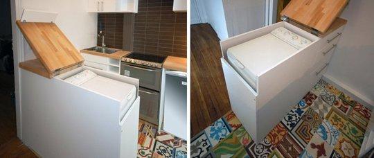 пералня в шкафове 2