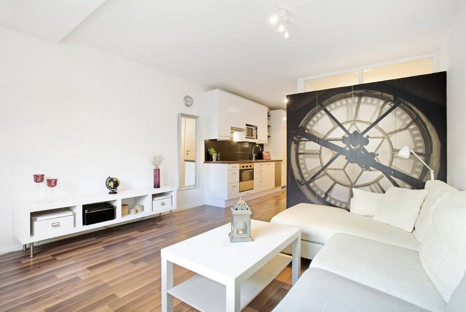 35 кв. м апартамент с отделена спалня в Стокхолм_3