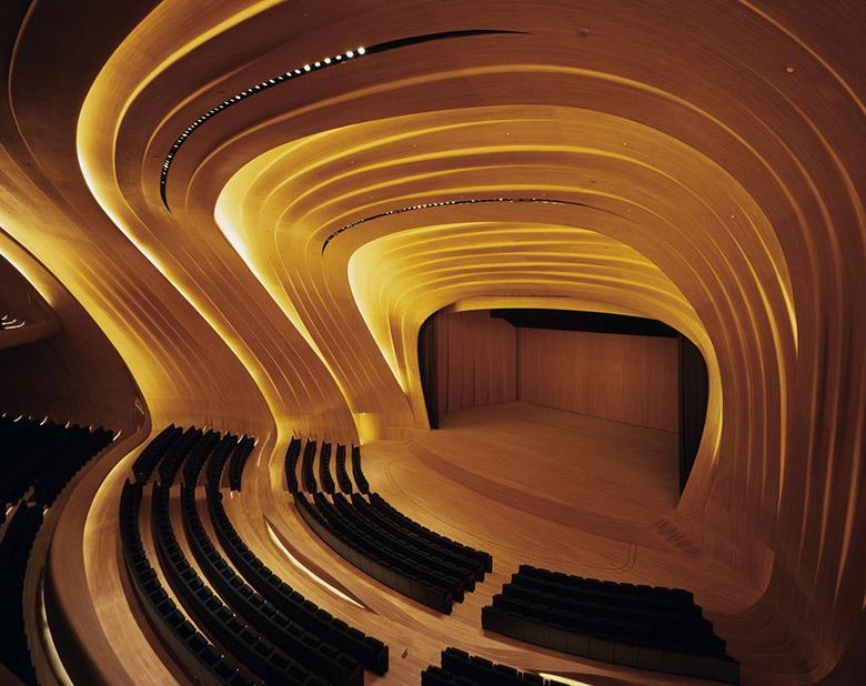 Културният център в Баку Заха Хадид_5