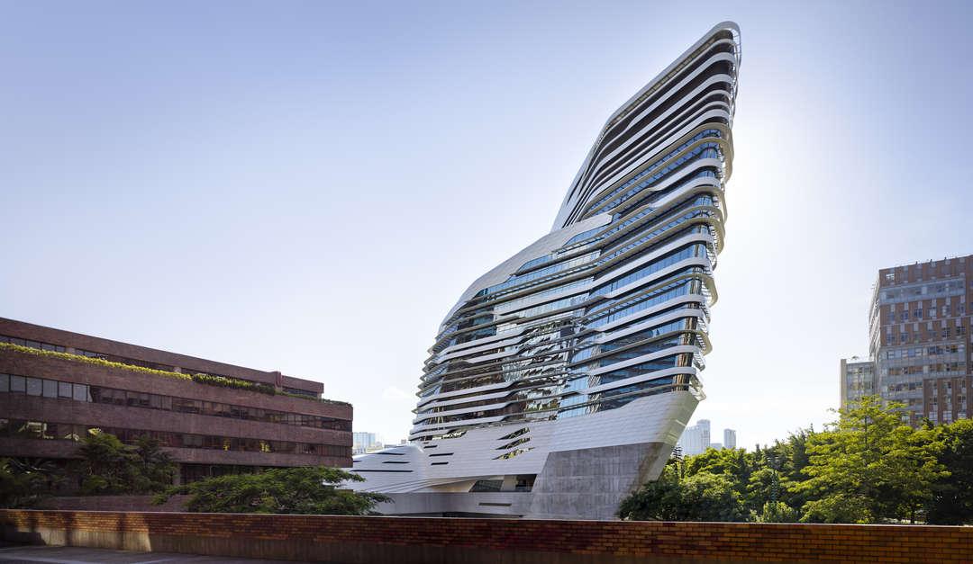 Политехническия университет в Хонконг 1