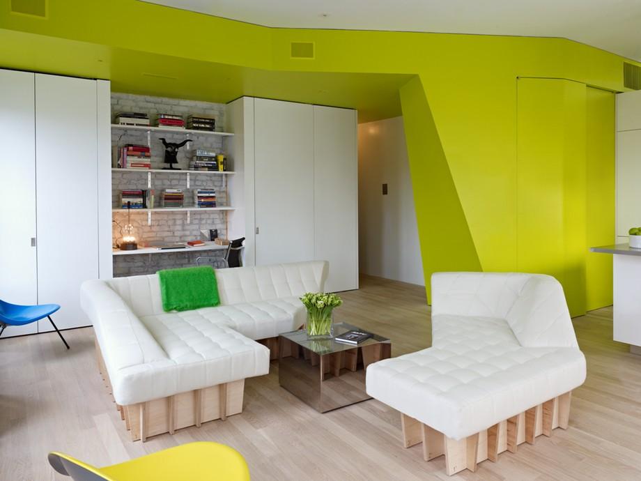 нестандартни мебели и светли цветове в старо жилище_2
