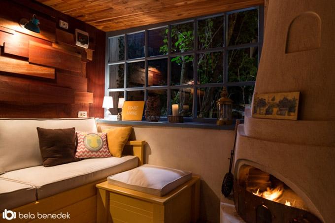 старият гараж се превръща в уютно място_5