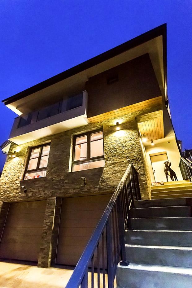 фасада къща в София Edo студио