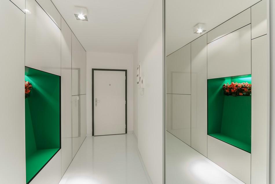 футуристичен дизайн на апартамент в Словакия_16