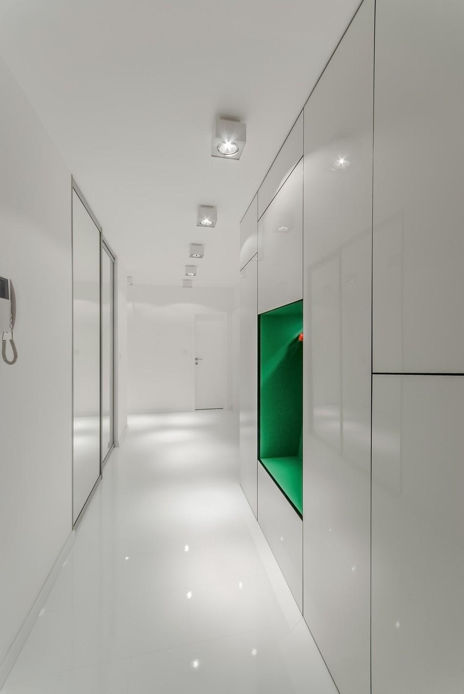футуристичен дизайн на апартамент в Словакия_17