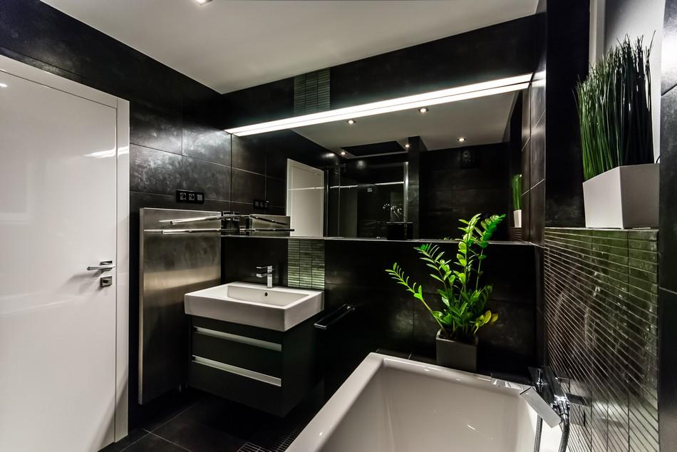 футуристичен дизайн на апартамент в Словакия_18