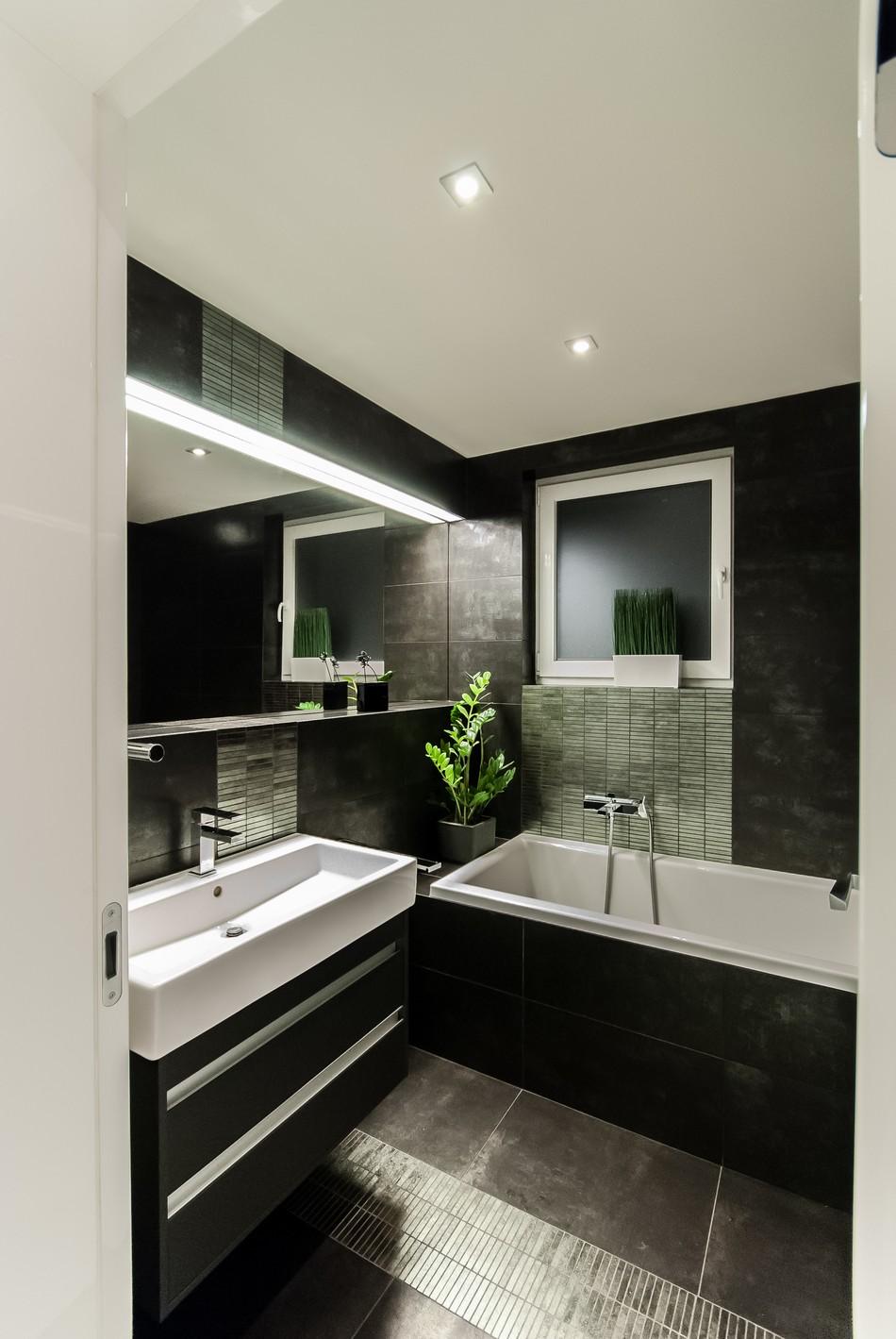 футуристичен дизайн на апартамент в Словакия_19