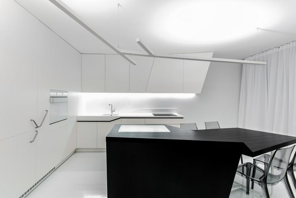 футуристичен дизайн на апартамент в Словакия_8